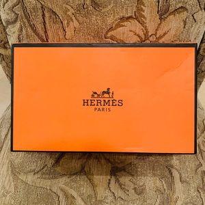 Hermès Designer Shoe Box
